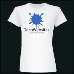 Deco Ladies Slim Fit Tee Thumbnail