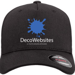 Deco Five Panel FlexFit Cap Thumbnail
