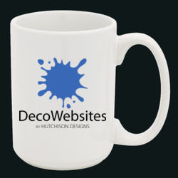 Deco 15oz. Coffee Mug Thumbnail