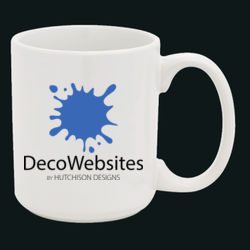 Deco 11oz. Coffee Mug Thumbnail